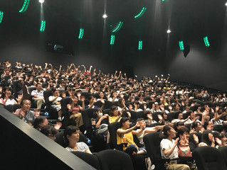 ch FILES主催・映画『センセイ君主』高校生限定試写会Supported by名古屋外国語大学を開催しました!