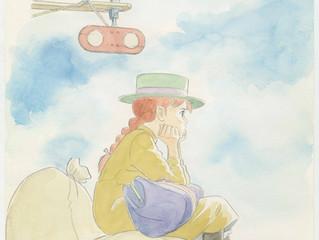 【プレゼント🎁】7月6日(土)より開催!「この男がジブリを支えた。近藤喜文展」ご招待券を5組10名様にプレゼント!