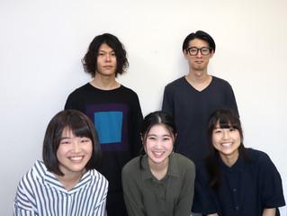 夜の本気ダンスの西田一紀さん(Gt)と米田貴紀さん(Vo/Gt)にchスタッフがインタビュー!