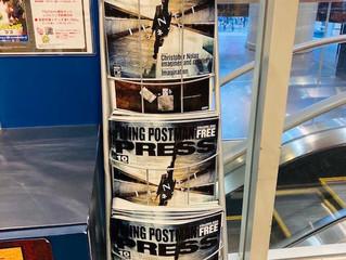 【追加補充📢】FLYINGPOSTMANPRESS 10月号@SHIBUYA TSUTAYA 2階