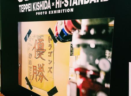 "★report★名古屋パルコにて開催中!TEPPEI KISHIDA Hi-STANDARD写真展""SUNNY DAYS"""
