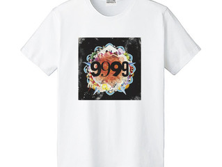 【プレゼント🎁】結成30周年!THEYELLOWMONKEY「9999 Tシャツ」(Mサイズ)を3名様にプレゼント!