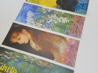 名古屋市美術館『至上の印象派展 ビュールレ・コレクション』割引付きしおり