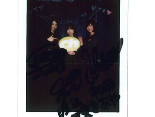 乃木坂46の相楽伊織さんと和田まあやさんと渡辺みり愛さんにインタビュー!サイン入りチェキをプレゼント!
