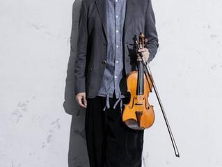 1月30日(水)ニューアルバム『Polyvalent』を発売!ヴァイオリニストNAOTOさんにインタビュー!