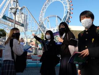 東京ドームシティ アトラクションズ『グリードアイランド遊園地からの脱出』取材に行ってきました!