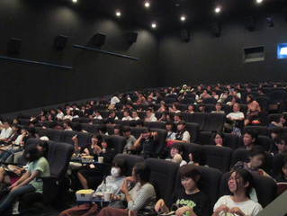 ch FILES主催・映画『僕のヒーローアカデミア THE MOVIE ~2人の英雄~』高校生限定試写会Supported by名古屋芸術大学を開催しました!