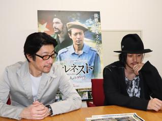 映画『エルネスト もう一人のゲバラ』主演・オダギリジョーさん、阪本順治監督インタビュー