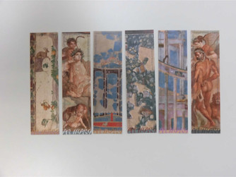 名古屋市博物館『ポンペイの壁画展』割引栞