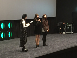 ch FILES主催・映画『未成年だけどコドモじゃない』高校生限定試写会Supported by名古屋外国語大学を開催しました!