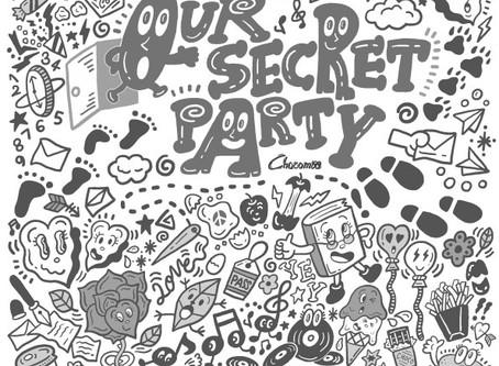 【プレゼント】「Chocomoo EXHIBITION -OUR SECRET PARTY- Supported by WITH HARAJUKU」の招待券を3組6名様にプレゼント!