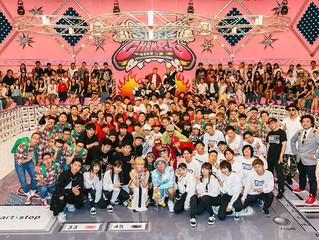 伝説のストリートダンスバラエティ『スーパーチャンプル』9月16日(土)(中京テレビ24:55〜26:20)放送!