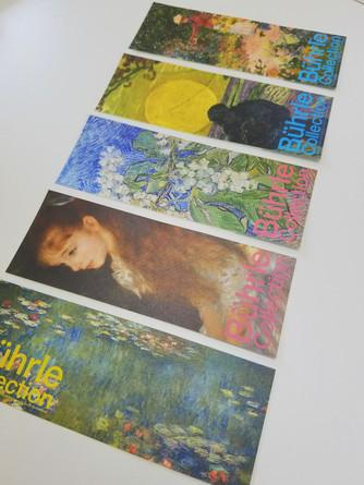 名古屋市美術館『至上の印象派展 ビュールレ・コレクション』割引付きしおり配布中!