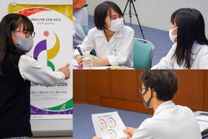 アジア競技大会広報ツールについての座談会