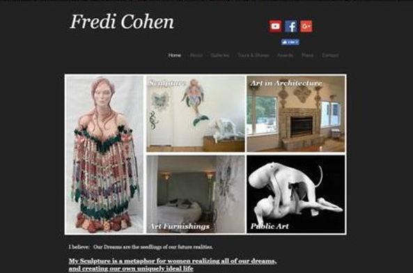 Fredi Cohen Art