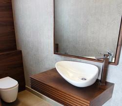 Guest Toilet Design