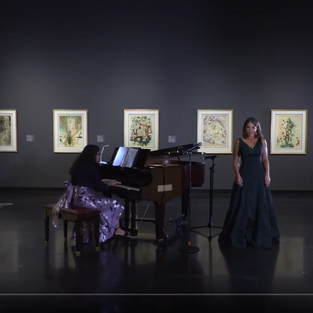 VIDEO: Opera at the Dali with St. Petersburg Opera II 2020