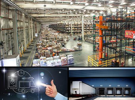 5 processos logísticos importantes em centros de distribuição
