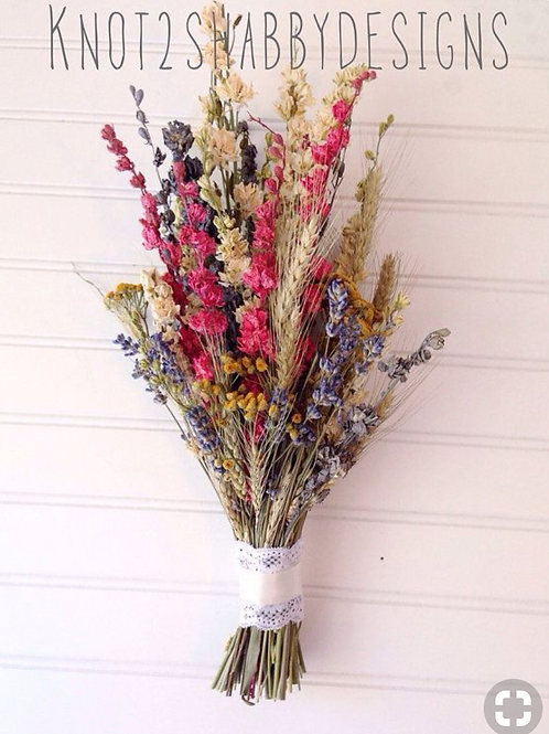 Country Wildflower bouquet