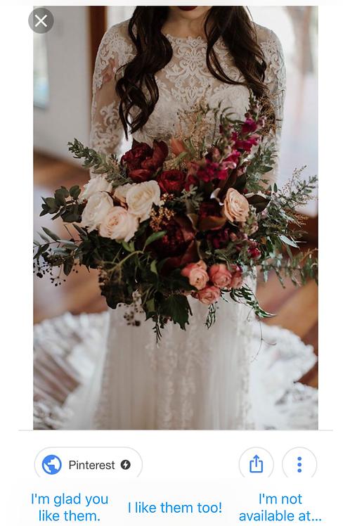Alexander wedding deposit for December 2018