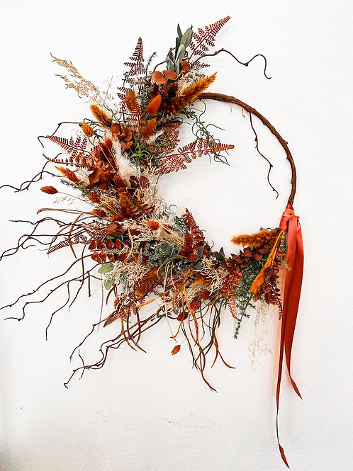 Meredith Collection - Dried Flower Weather