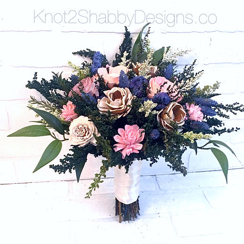 Sola Wood wildflower garden bouquet