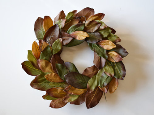 Fall harvest - Magnolia Collection - 29 inch