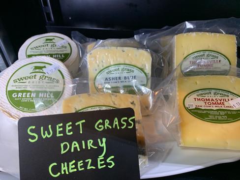 Sweet Grass Creamery