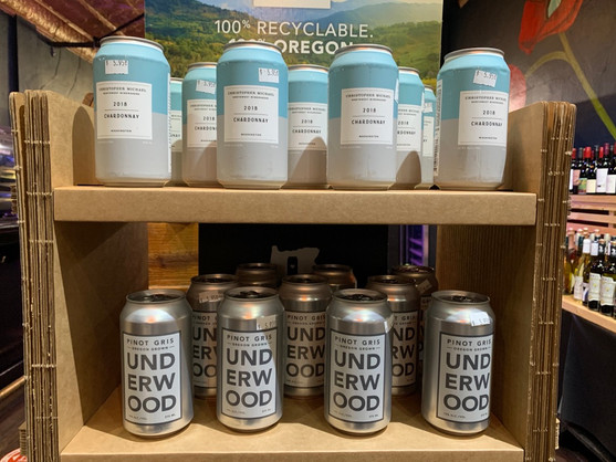 Canned Wine!