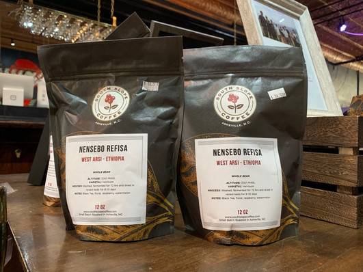 South Slope Coffee Roasters
