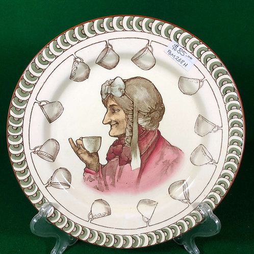 Royal Doulton Cabinet plate.