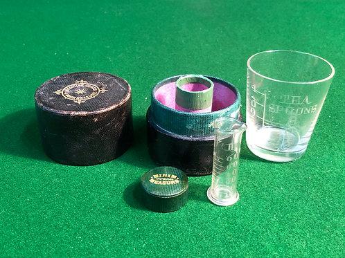 Medicine Glass Measure