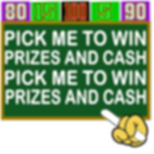 Lucky Contestant.net home page image tv game show contestant price is right