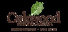 Oakwood Logo Poughkeepsie NY font 18-tra