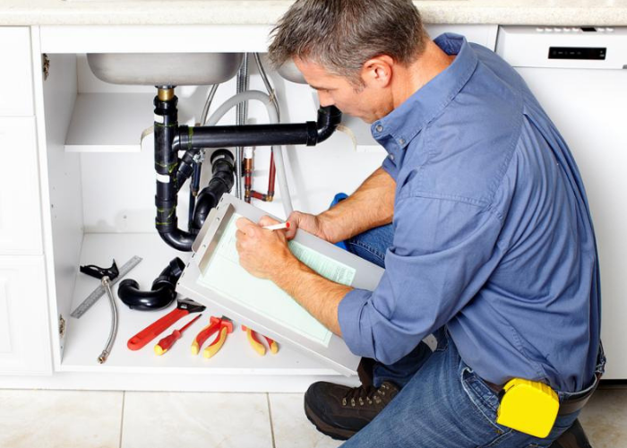 10-Point Plumbing Inspection
