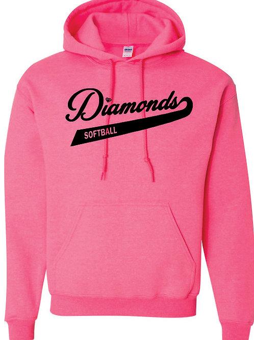 Diamonds Hoodie