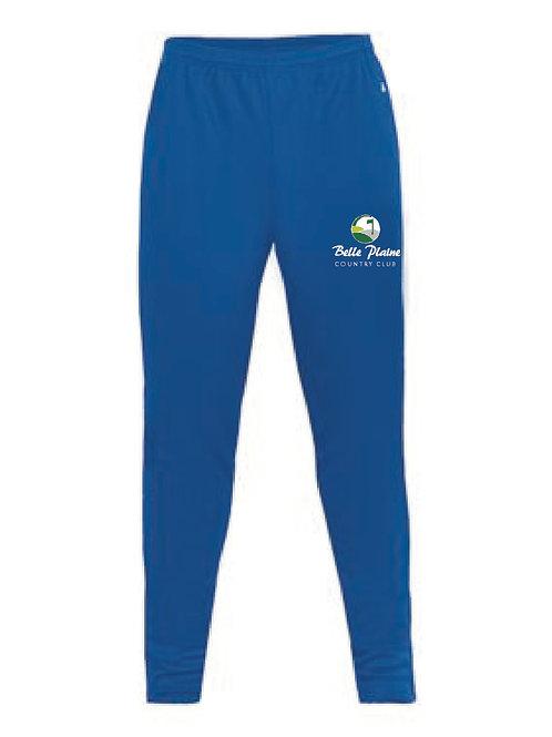Badger Unbrushed Polyester Trainer Pants