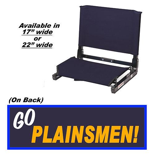 """Stadium Chair 22"""" Wide"""