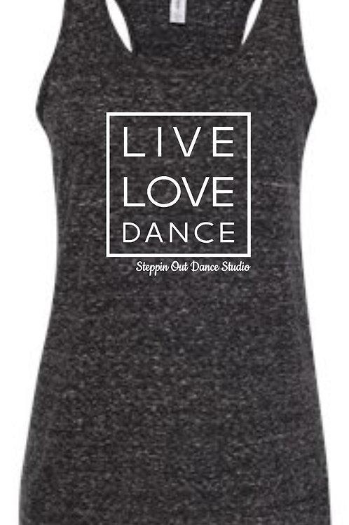SODS Tank Top - Live Love Dance