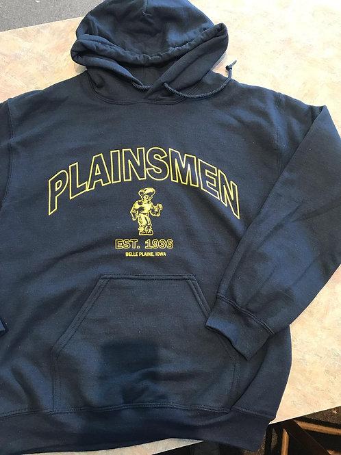 BP Plainsmen Hoodie