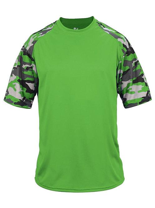 TCYG Youth & Adult Camo Sleeve T-Shirts
