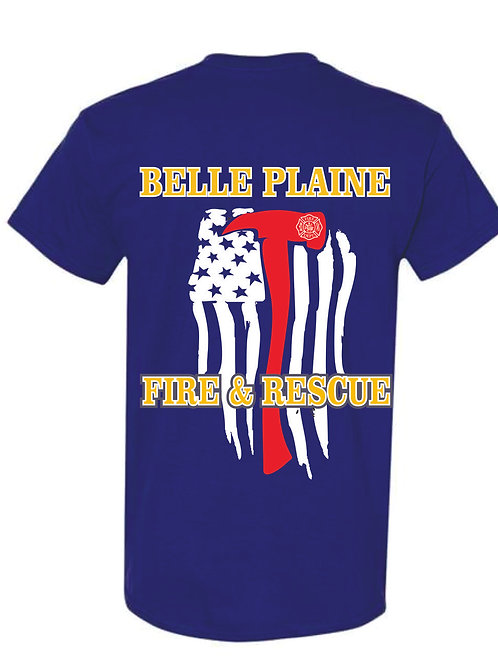 BPFD  FLAG T-shirt