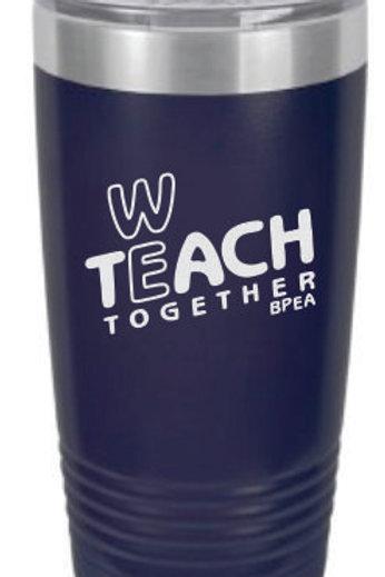 We Teach 20oz Polar Camel Cup