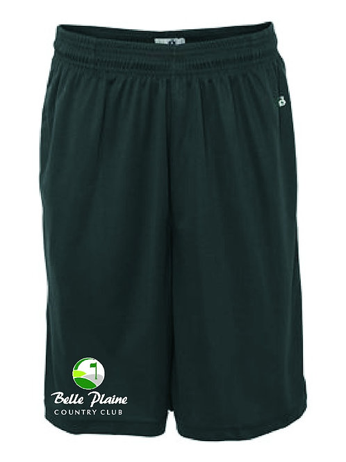 """Badger B-Core 10"""" Shorts with Pockets"""