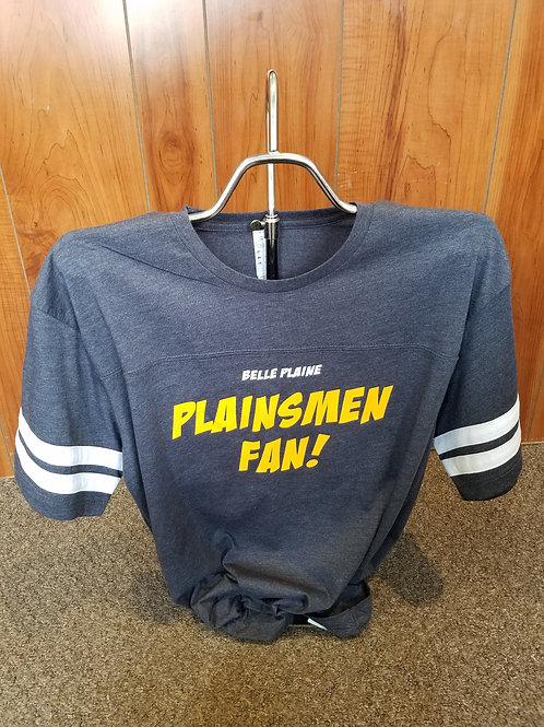 Football Plainsmen Fan Tee