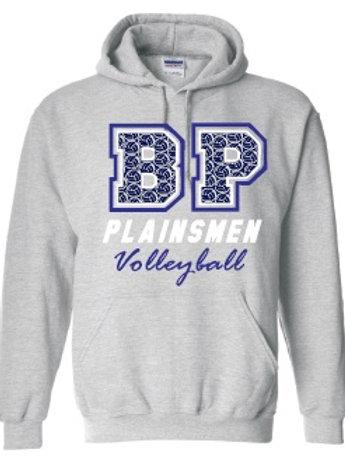 Plainsmen Volleyball Hoodie