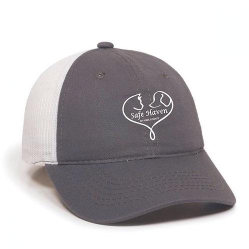 SAFE HAVEN MESH BACK HAT