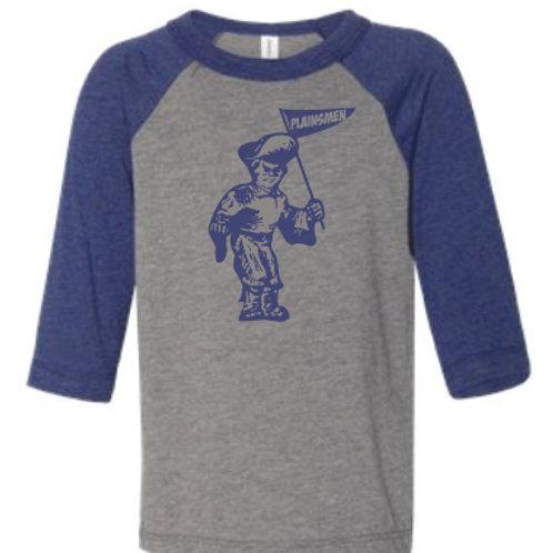 Youth/Toddler Plainey Baseball Tee