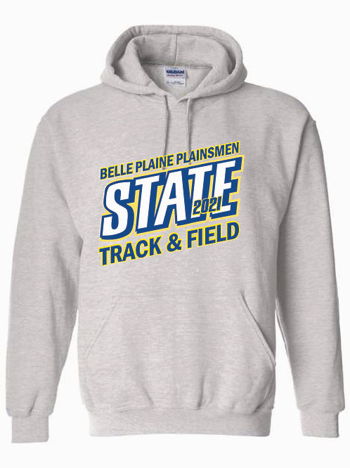 BP STATE TRACK HOODIE - 2 COLOR CHOICES