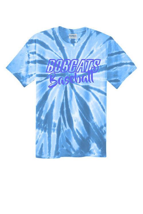 Bobcats Tie Dye